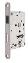 Magneet Dag- en nachtslot model 66  (incl. 2 sleutels en sluitplaat)