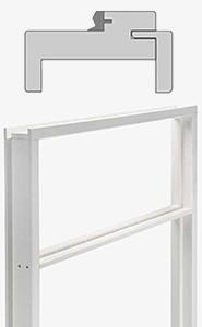 Austria Basic kalf MB70 t.b.v. Dubben deuren