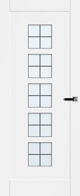 Bruynzeel BRZ 23-002 met blank glas in lood