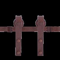 Schuifdeursysteem Lanka Roest 200 cm