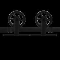 Schuifdeursysteem Suuri Zwart